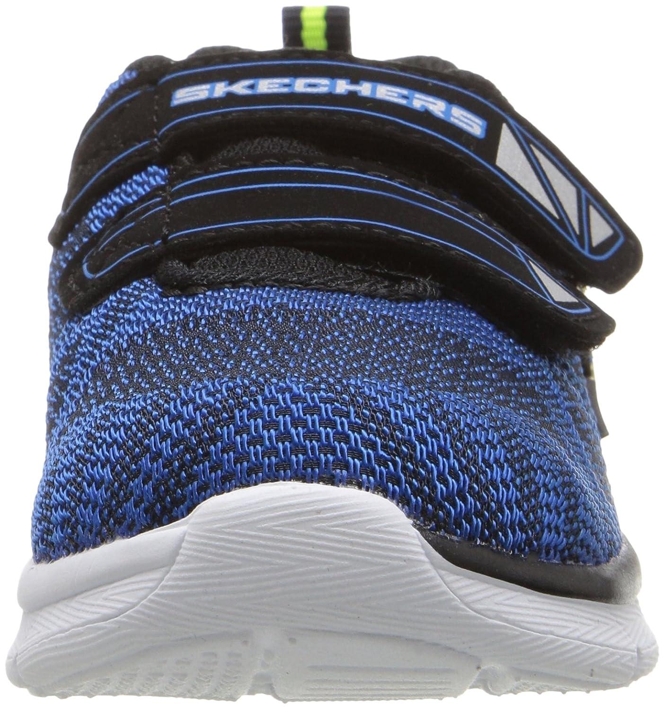 95052N SKECHERS marineblau Babyschuhe Licht Tücken, Blu, 27 EU