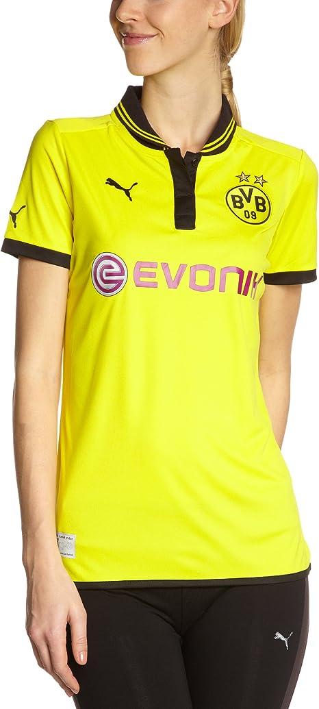 PUMA - Camiseta de fútbol Sala para Mujer, tamaño L, Color ...