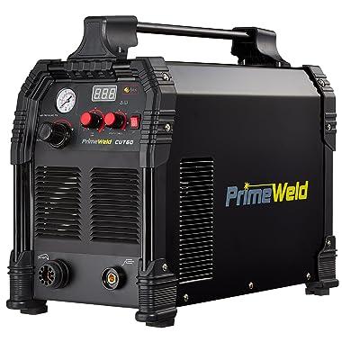 PRIMEWELD CUT60 60Amp Non-Touch Pilot Arc PT60 Torch Plasma Cutter