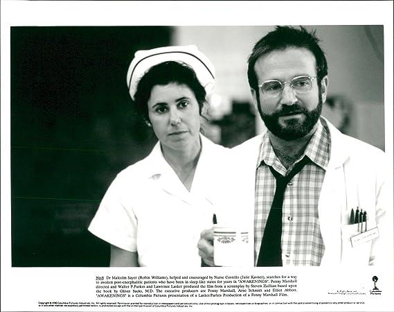 Amazon Com Vintage Photo Of Awakenings Starring Robert De Niro