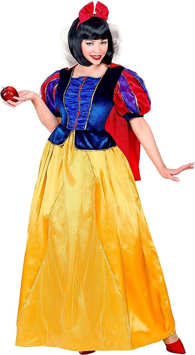 Disfraz de princesa de cuento para mujer de WIDMANN 09441 ...