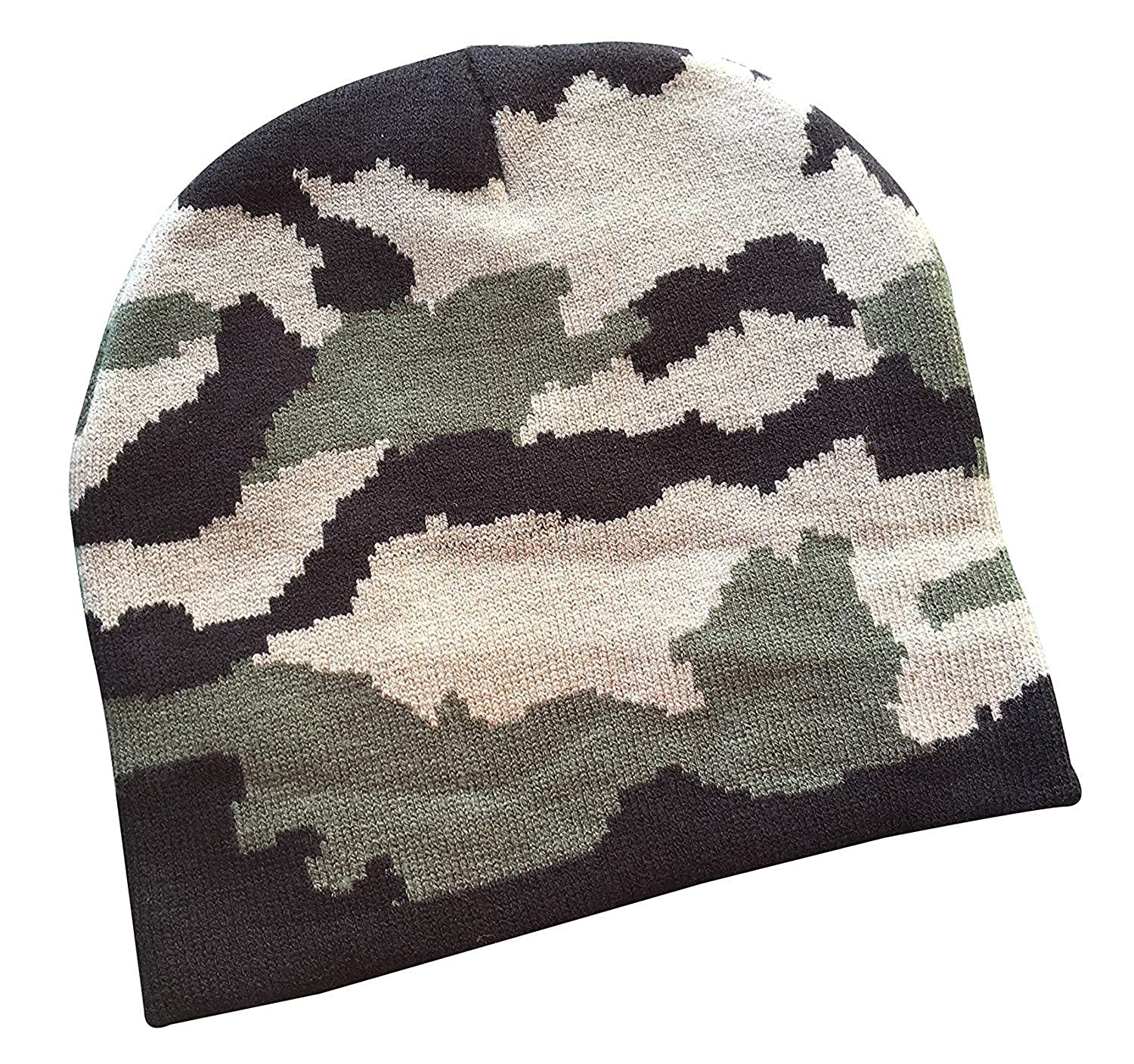65c07fed6af DELHITRADERSS® Army Military Camouflage Skull Cap