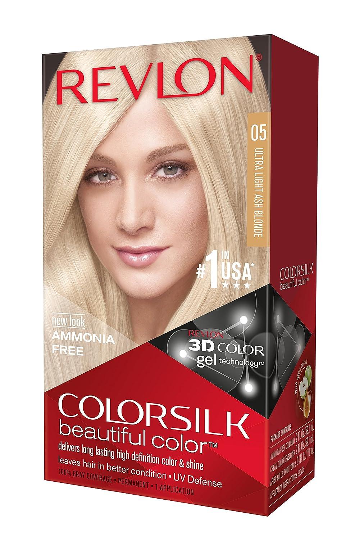 Revlon Colorsilk Haircolor Ultra Light Ash Blonde