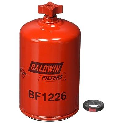 Baldwin BF1226 Heavy Duty Diesel Fuel Spin-On Filter: Automotive