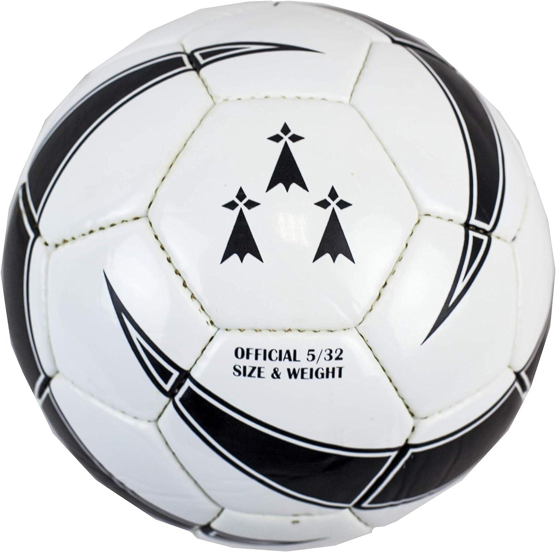 sans marque Sin Marca 66497 De balón de fútbol Unisex, Color ...