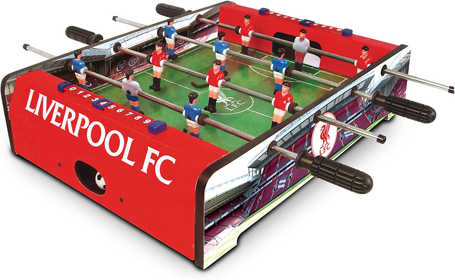 Liverpool FC Football Table - Red, 20 Inch by Liverpool F.C. ...