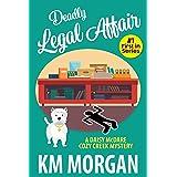 A Deadly Legal Affair (Daisy McDare Cozy Mystery Book 1)
