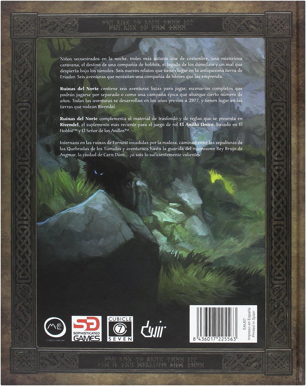 Devir-El Anillo único: Ruinas del Norte (AURUINO): Amazon.es: Juguetes y juegos