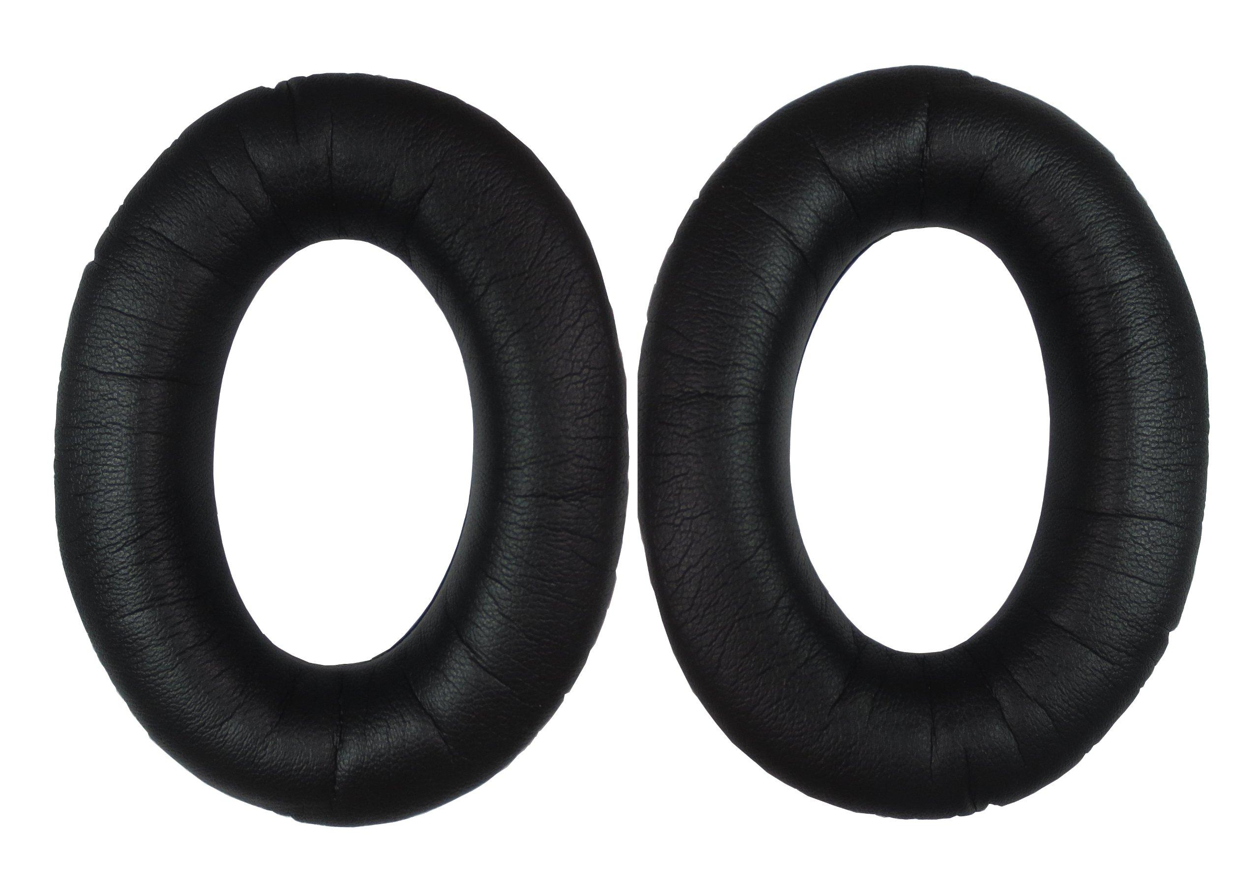 Ledhill Pair of Bose QuietComfort QC15/2/3 Replacement Ear Pad Cushions (Bose QuietComfort 2)