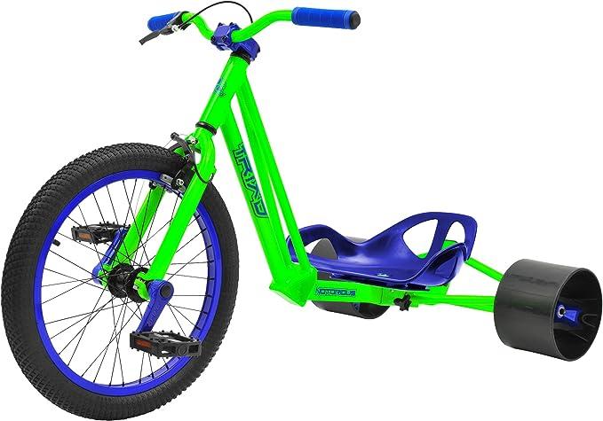 TRIAD Drift triciclos Notorious verde/azul: Amazon.es: Deportes y ...