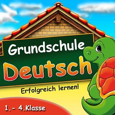 Deutsch - Grundschule 1. bis 4. Klasse (inklusive Vorschulstufe)