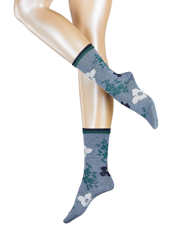 10 Paar Damen  Socken mit 70/% Baumwolle 5 /% Elasthan farbig Design Jeans Top