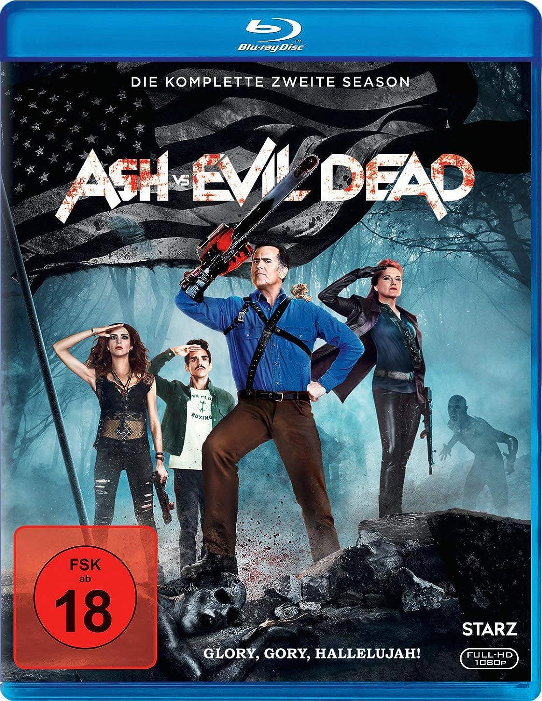 Ash vs. Evil Dead - Season 2 [Alemania] [Blu-ray]