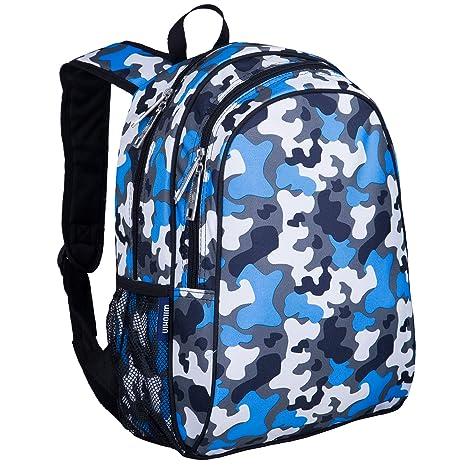 82d32e279fc7 Amazon.com  Blue Camo Sidekick Backpack  Toys   Games