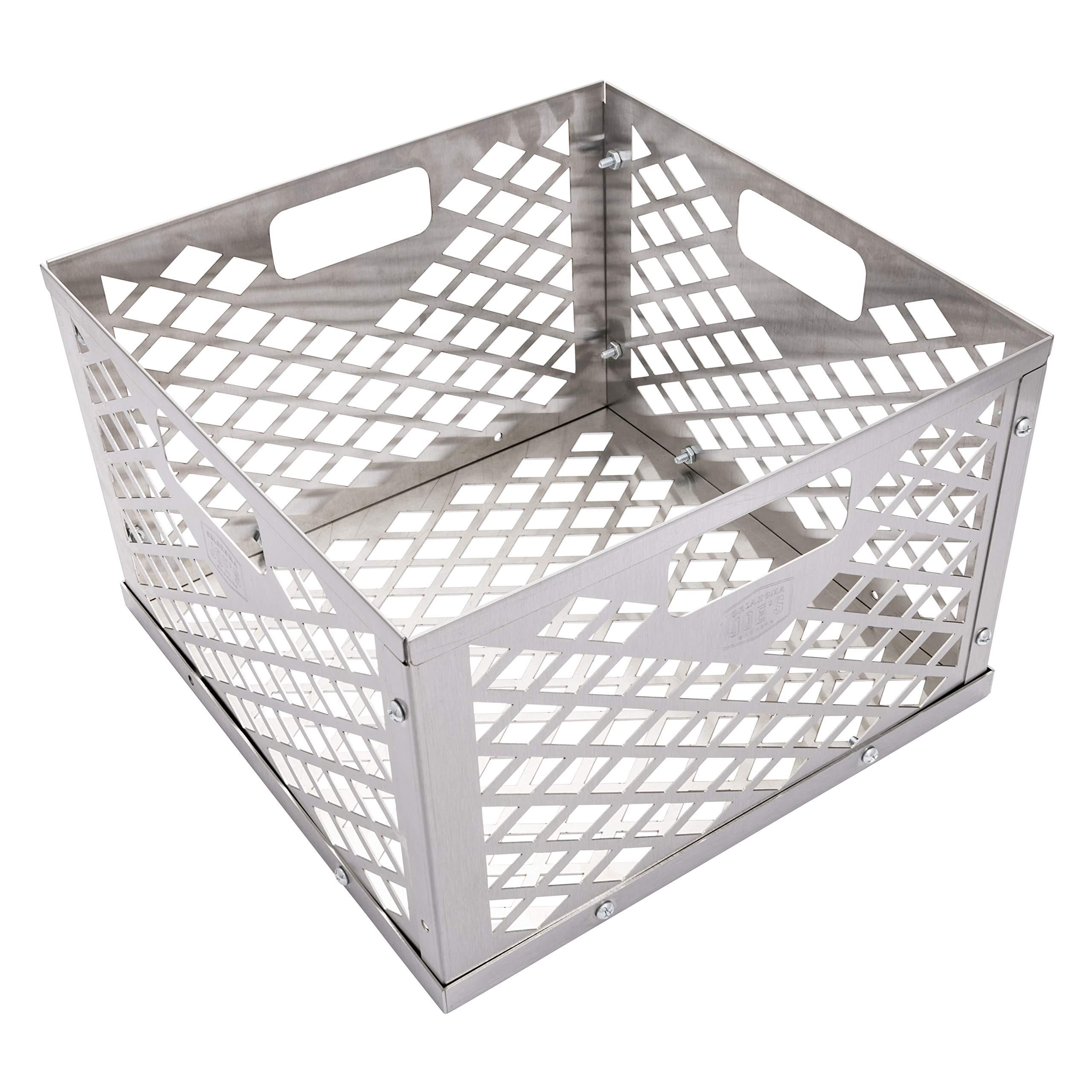 Oklahoma Joe's 5279338P04 Firebox Basket, Silver by Oklahoma Joe's