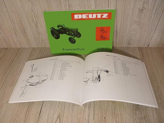 Düse DNOSD165 Deutz Traktor Schlepper