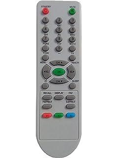 Buy Videocon Tv Remote Control Generic Crt Vt 202 Online At Low