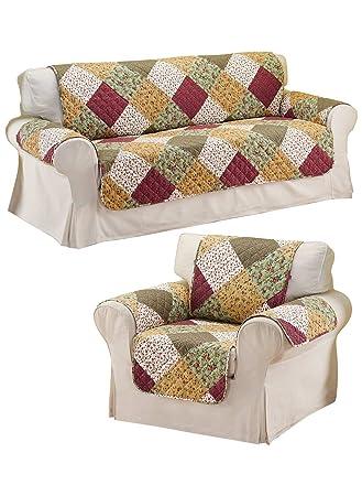 Carol Wright Gifts Oakridge Furniture Covers, Size Sofa