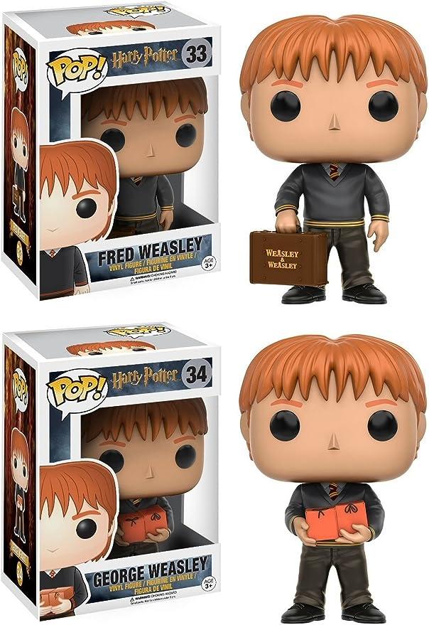 Funko Pop Harry Potter Fred Weasley 33 Action Figure Nuovo Da Collezione New Giocattoli E Modellismo Action Figure
