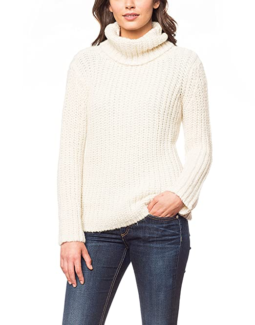 aa669a17d Invisible World Women s Jumper 100% Brushed Baby Alpaca  Amazon.co ...