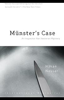 Borkmanns Point An Inspector Van Veeteren Mystery Inspector - Kaalbringen sweden map