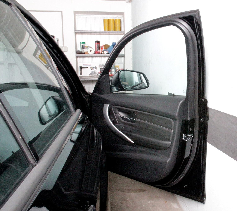 Blupalu car door protectors for garage walls protects car door blupalu car door protectors for garage walls protects car door edges from being paint damaged ca 2 meters length ca 20 cm hight ca rubansaba