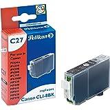 Pelikan C27  Cartouche compatible pour Canon CLI 8Bk 13ml Noir