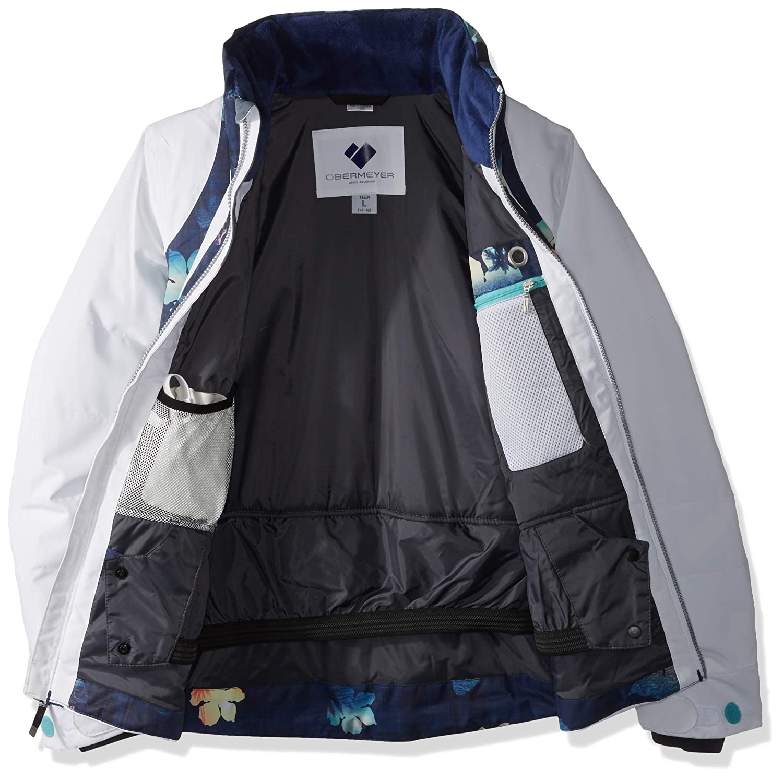 Obermeyer Kids Womens Haana Jacket Little Kids//Big Kids