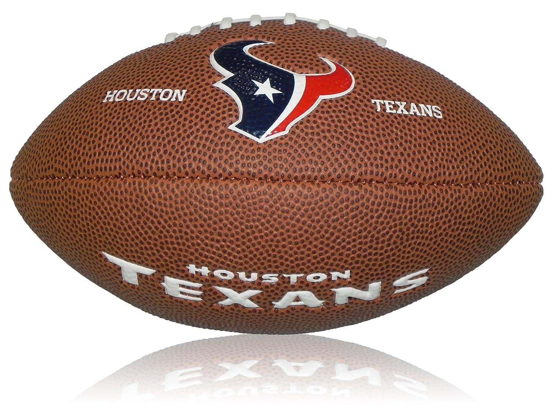 Wilson NFL Mini Houston Texans Logo ballon de football amé ricain