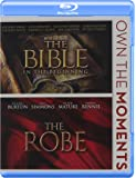 The Bible / The Robe Double Feature Blu-ray