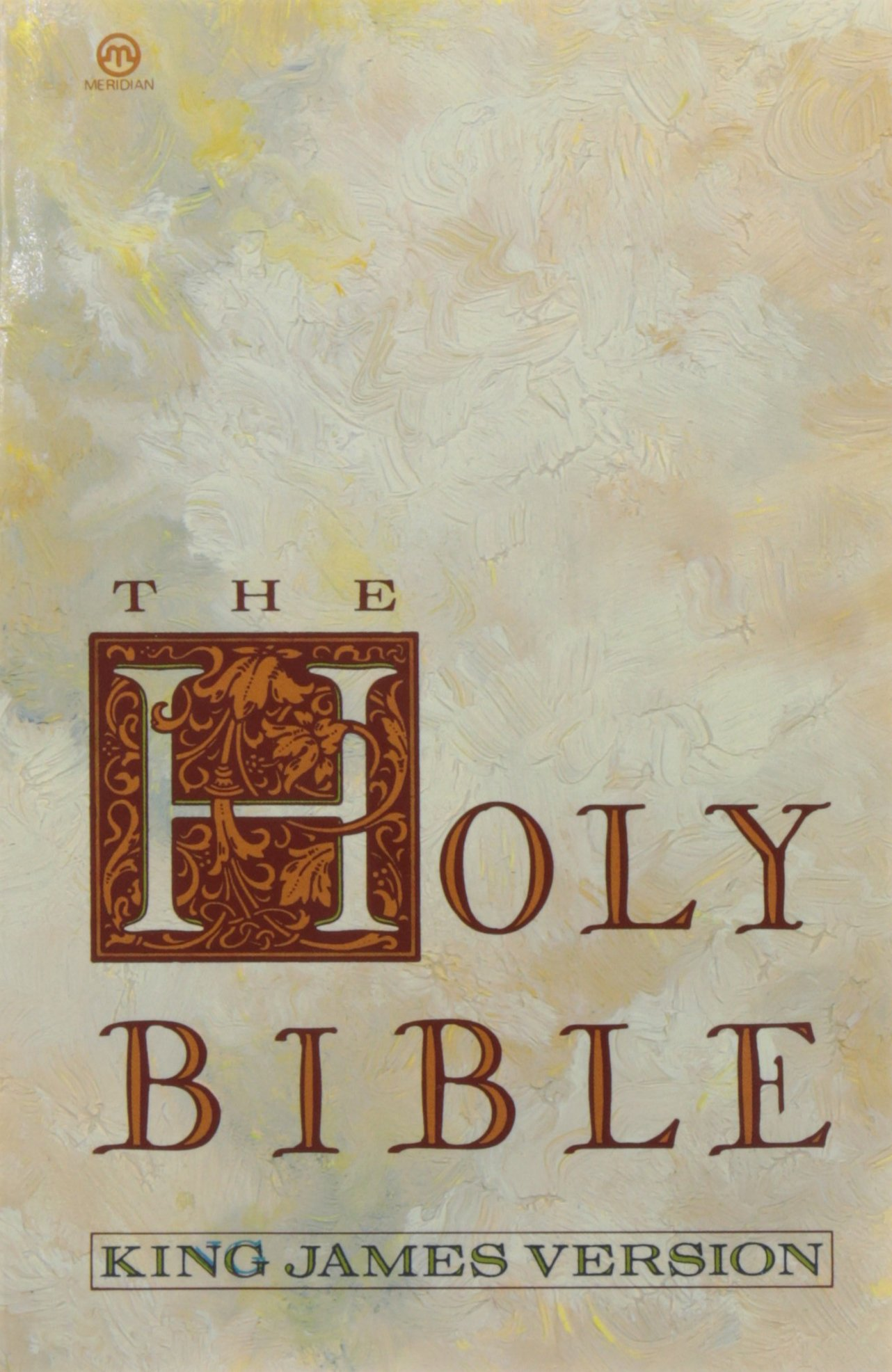 the holy bible king james version meridian s anonymous