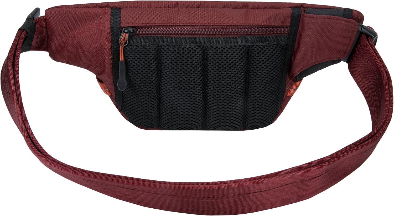 Travelon Anti-Theft Active Waist Multipurpose Backpack Black