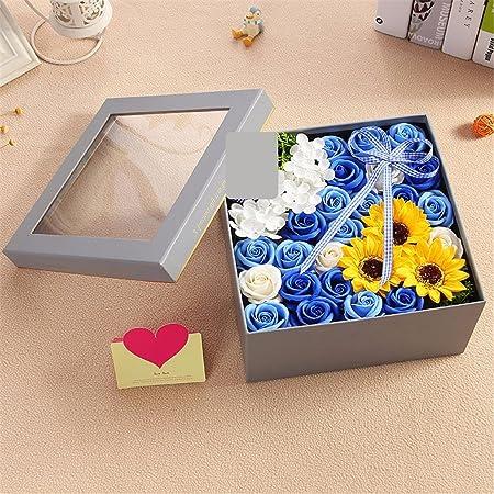 Regalos de Navidad regalo de San Valentín flores flores de ...