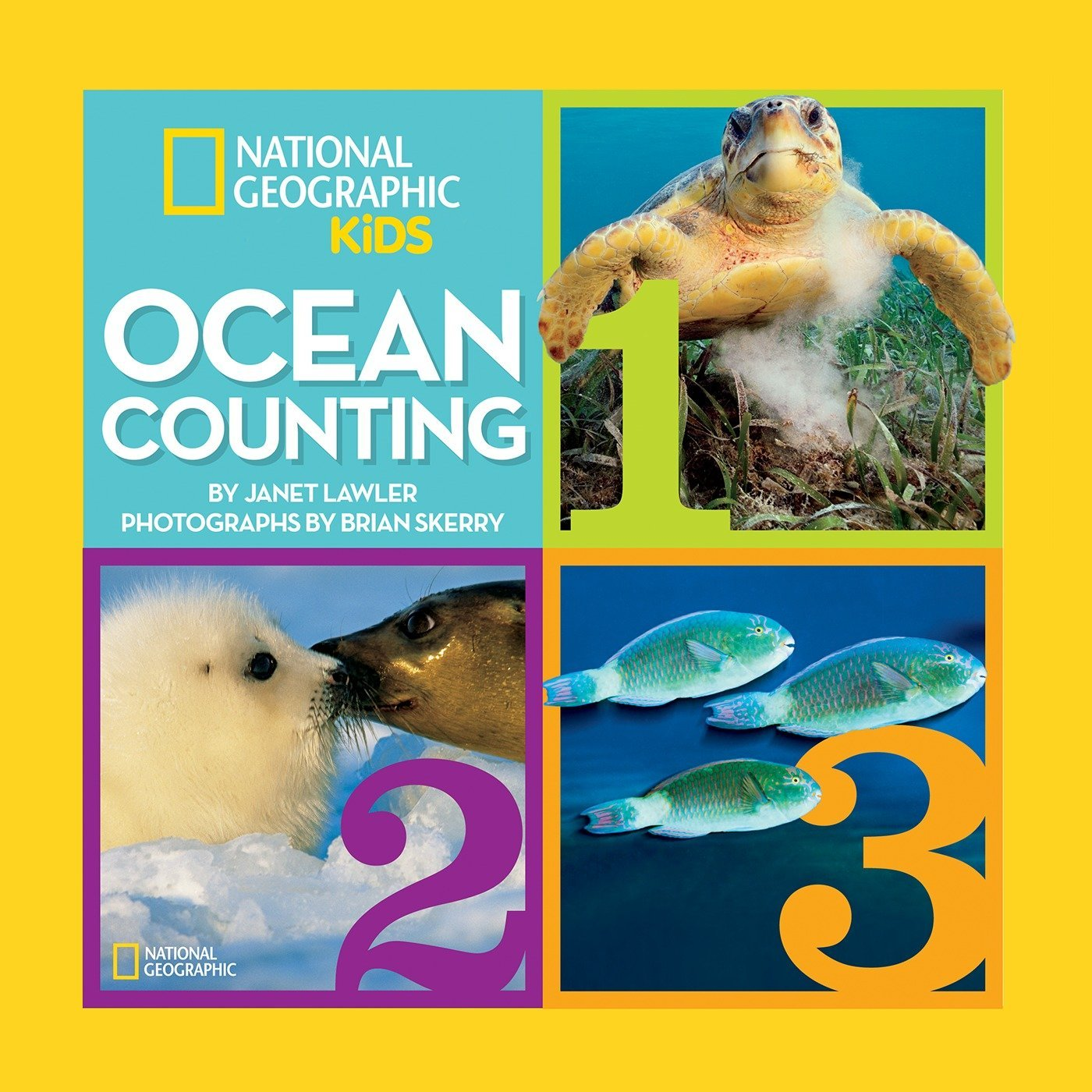 Download Ocean Counting (National Geographic Little Kids) PDF