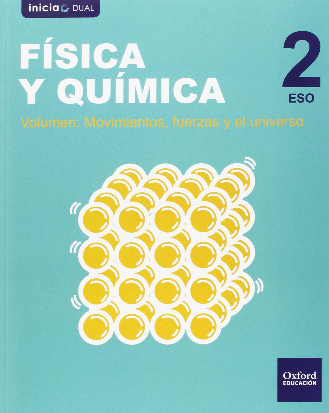 Pack Inicia Dual Física Y Química Serie Led. Libro Del Alumno - 2º ...