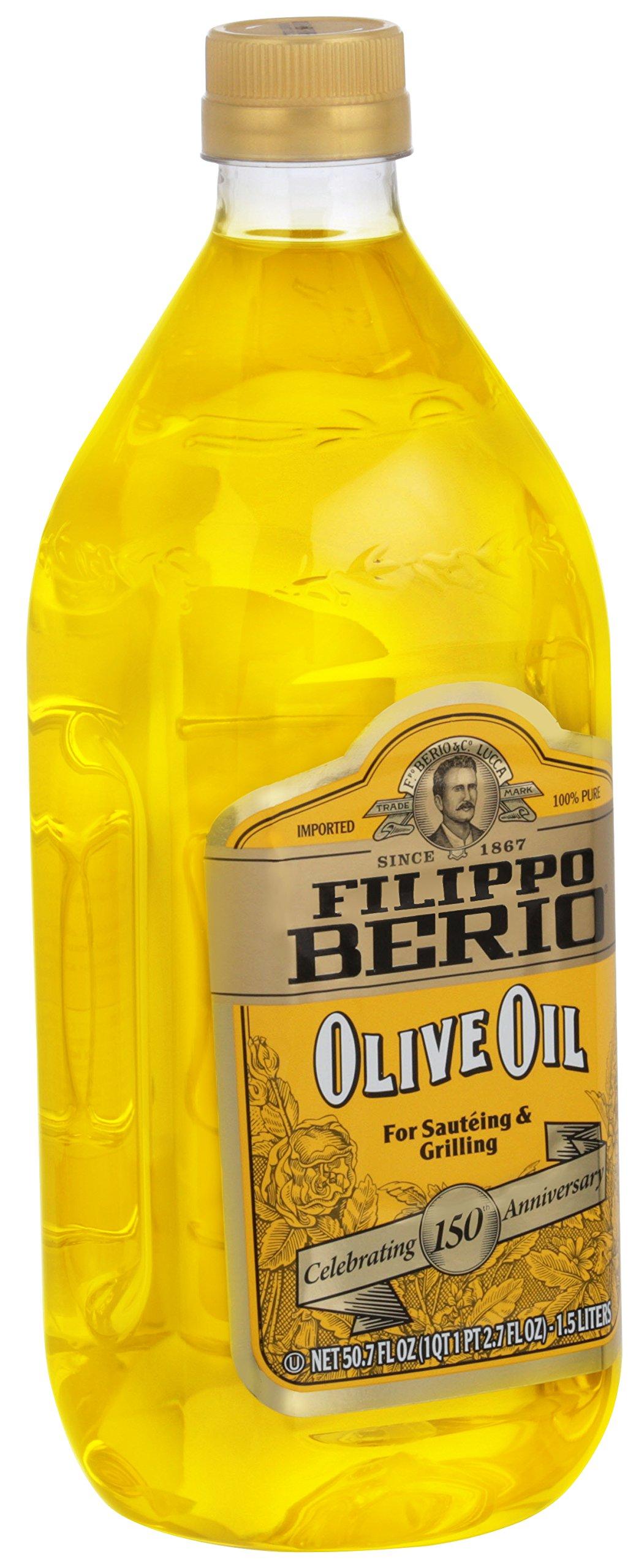 Filippo Berio Olive Oil, 50.7 Ounce by Filippo Berio (Image #3)