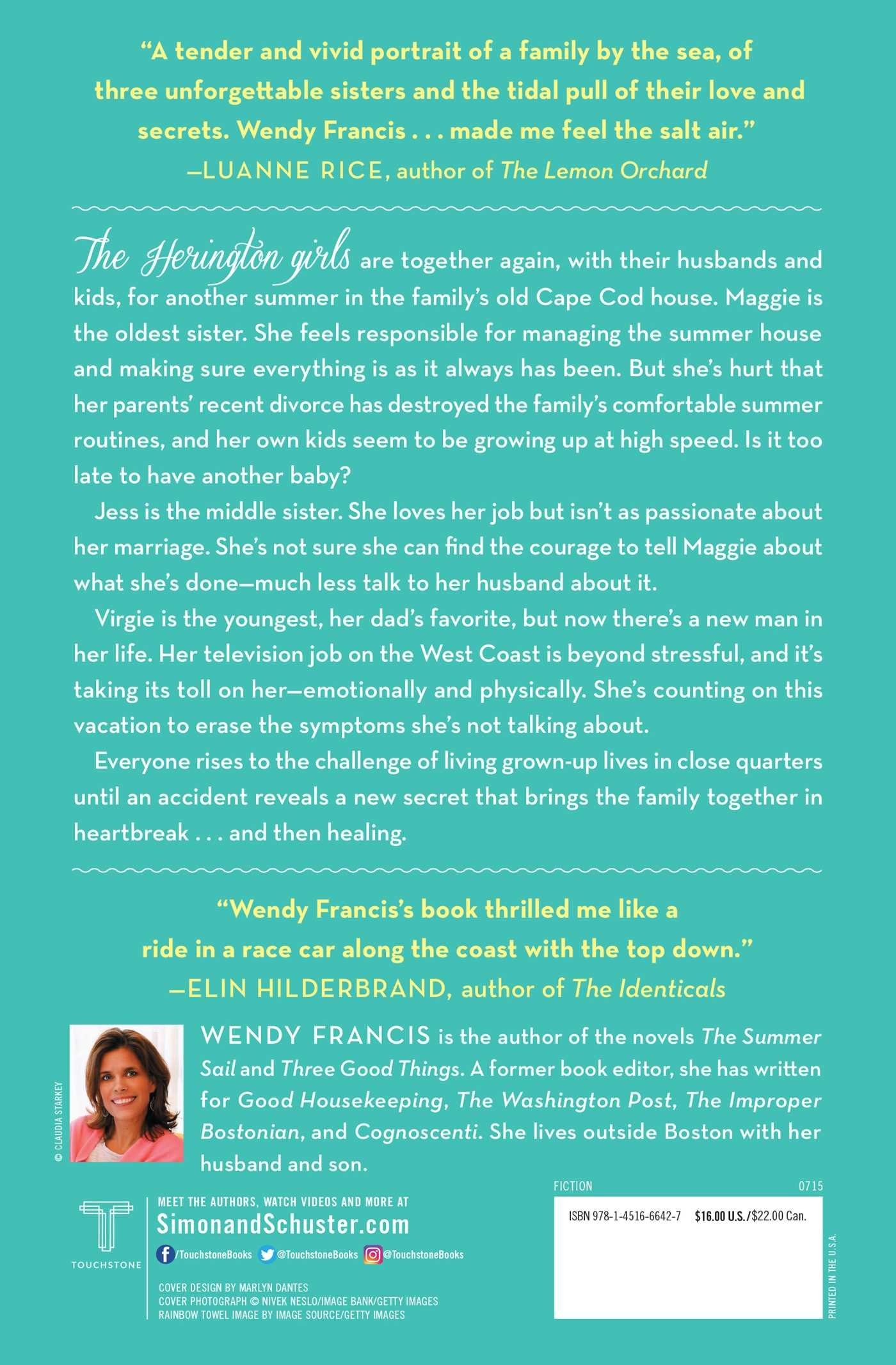 The Summer of Good Intentions: A Novel: Wendy Francis