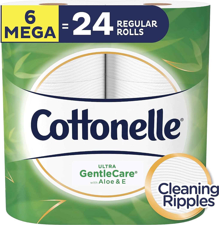 Hypoallergenic Toilet Paper - Cotonelle