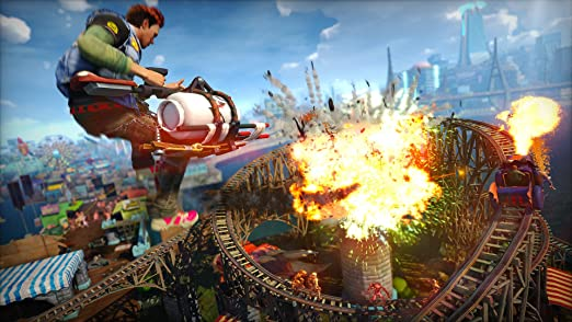 Microsoft Sunset Overdrive Day One, Xbox One - Juego (Xbox One ...