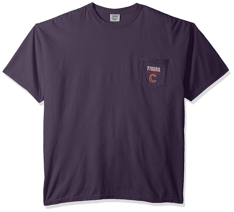 正規品! NCAA NCAA Clemson Tigers Tigers BaseballフレームショートスリーブポケットTシャツ、XXL、グレープ B01MRXWO0K B01MRXWO0K, シャルルオンラインショップ:608617d1 --- a0267596.xsph.ru