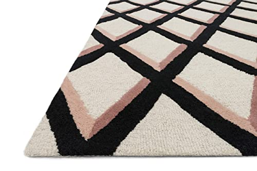 Now House by Jonathan Adler Martine Collection Area Rug, 2 3 x 3 9 , Blush