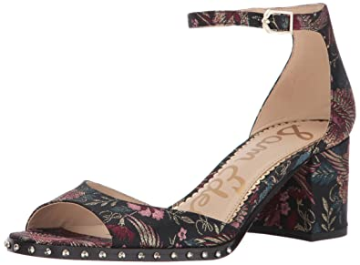 78487eff9682 Amazon.com  Sam Edelman Women s Susie 3 Heeled Sandal