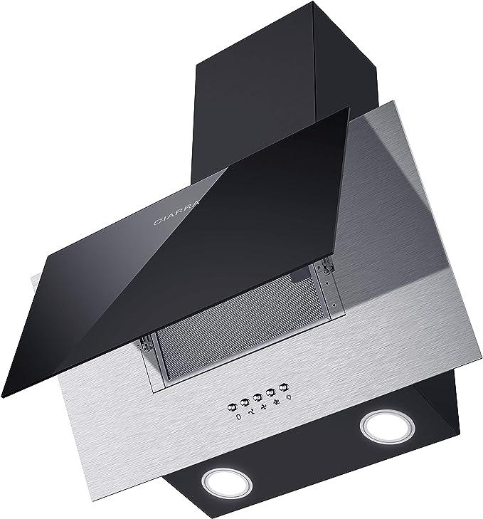 CIARRA Filtro de grasa de aluminio para campana extractora CBCB6736C (175 x 310 mm), 1 pieza: Amazon.es: Grandes electrodomésticos