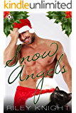 Snow Angels: a gay friends-to-lovers Christmas romance