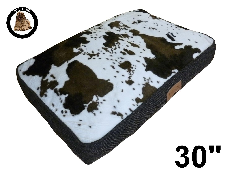 71/x 48/cm Medio Ellie-Bo Repuesto Vaca Ocultar Perro Cama Cubierta