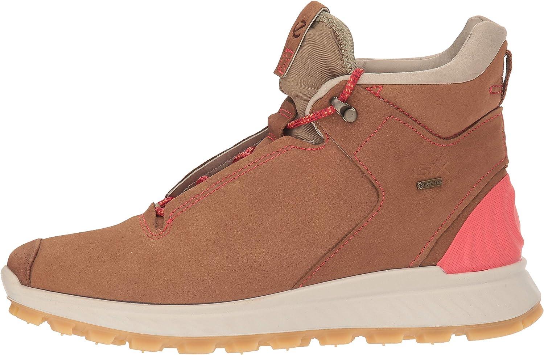 ECCO Womens Exostrike Gore-tex High Hiking Shoe