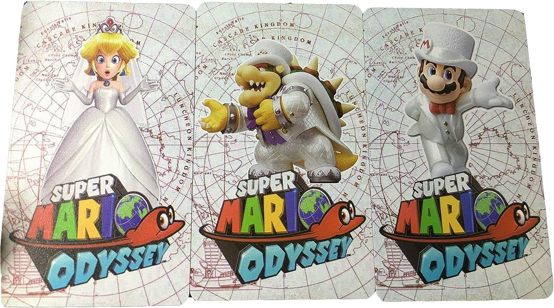 Amazon Com Rafa Store Amiibo Nfc Game Cards For Super Mario