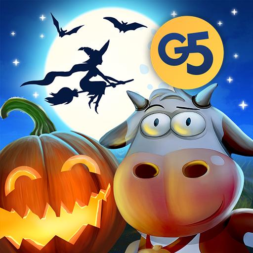Farm Heroes Saga Halloween (Farm Clan®: Farm Life)