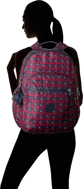 Kipling Seoul L Solid Laptop Backpack, Brightside Sky BP4169