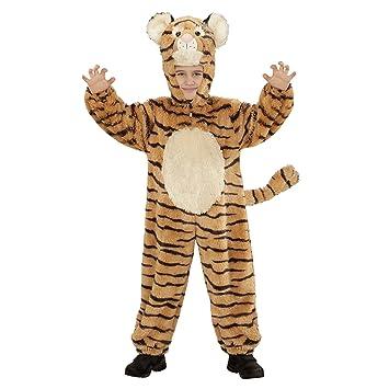 Widmann 98112 Disfraz Para Ninos Tiger De Peluche Mono Con